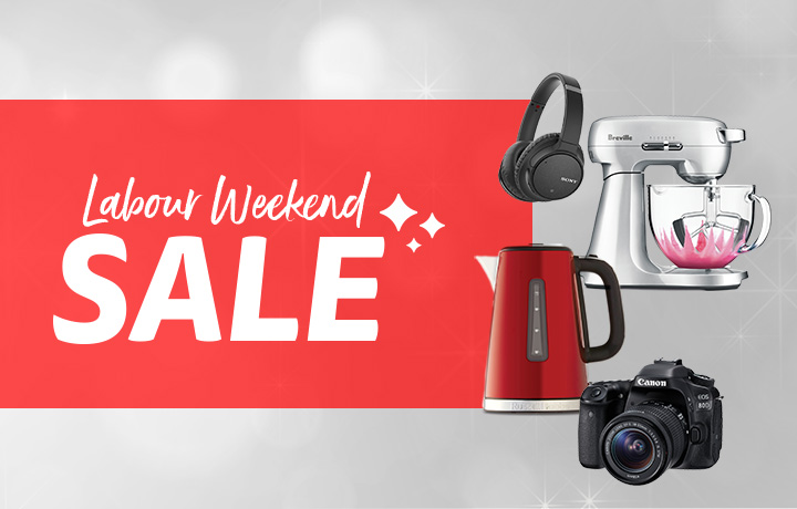 Labour Weekend Sale 2018