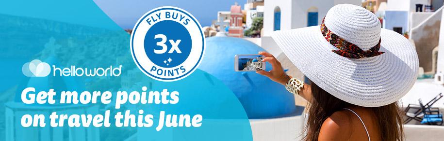 HLO 3x points June18