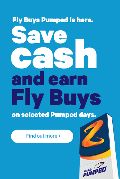 Save cash, earn Fly Buys