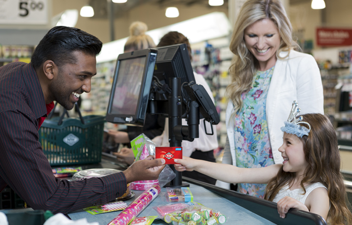 Enjoy exclusive Club deals and promotions with your Clubcard