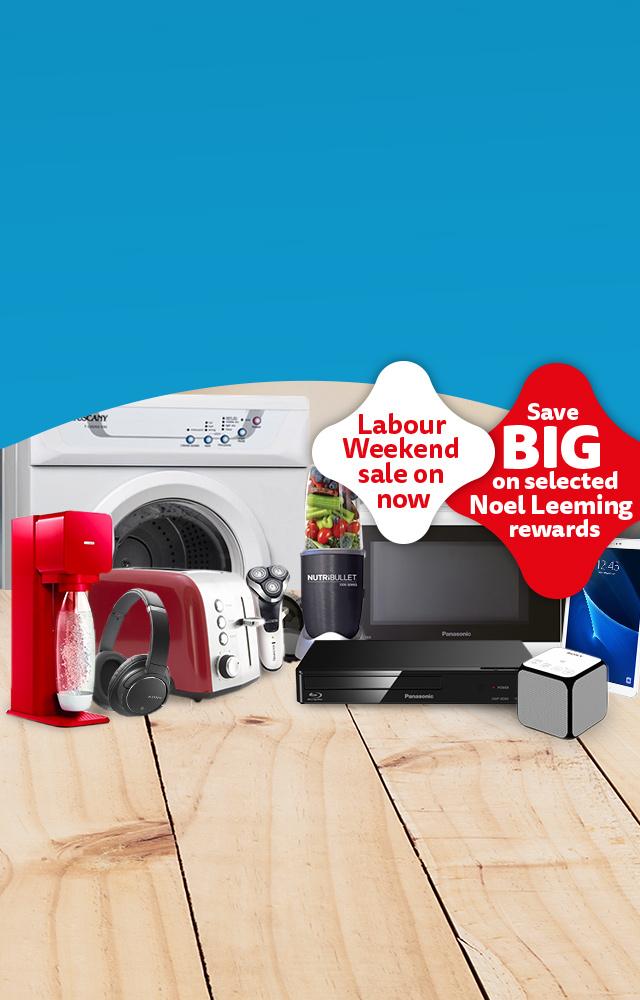 Labour Weekend Sale