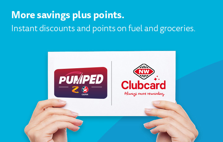 More savings plus points.