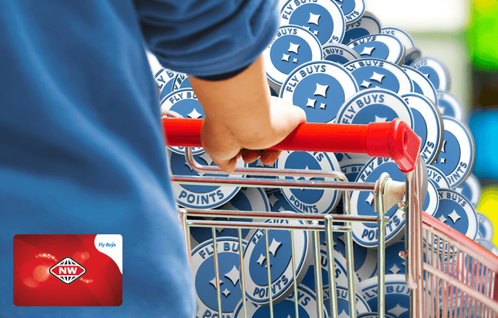 Get points and save money with New World Clubcard. Always more rewarding.