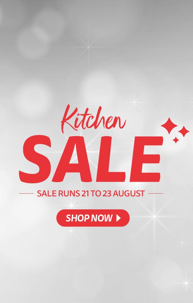 Kitchen Sale August 2018