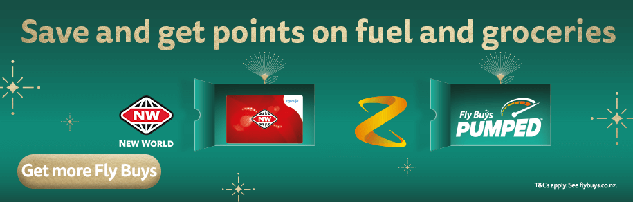Save and get points on fuel and groceries this Christmas.