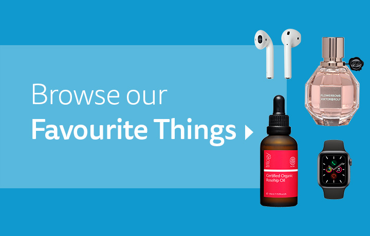 Browse our favourite things