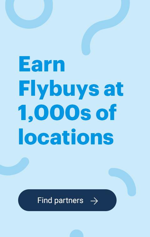 Earn Flybuys