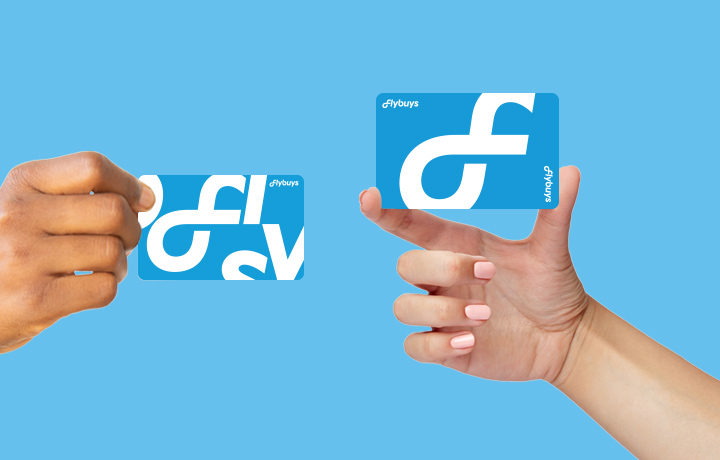 Add family and friends to your account to earn Flybuys faster together.