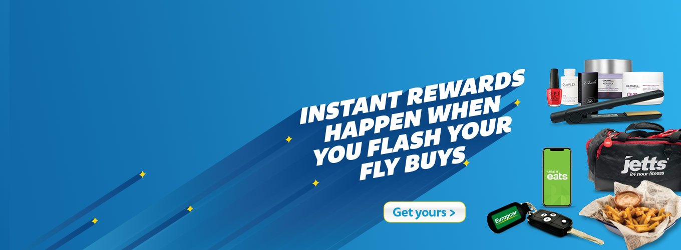 Get your Instant Rewards now