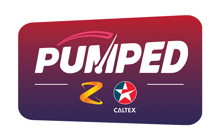 Pumped logo