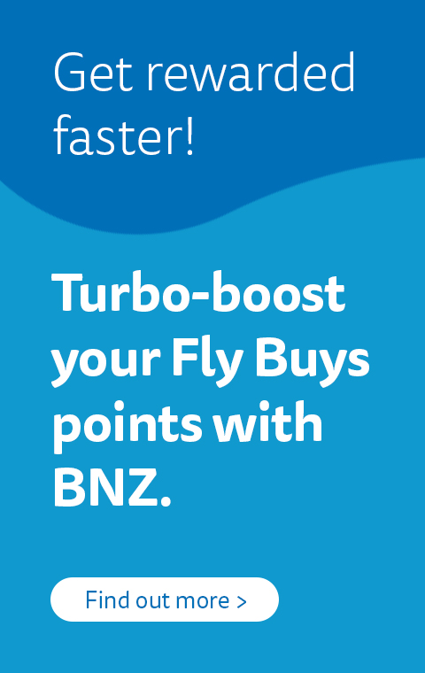 Rewards Tip_BNZ Turbo Boost