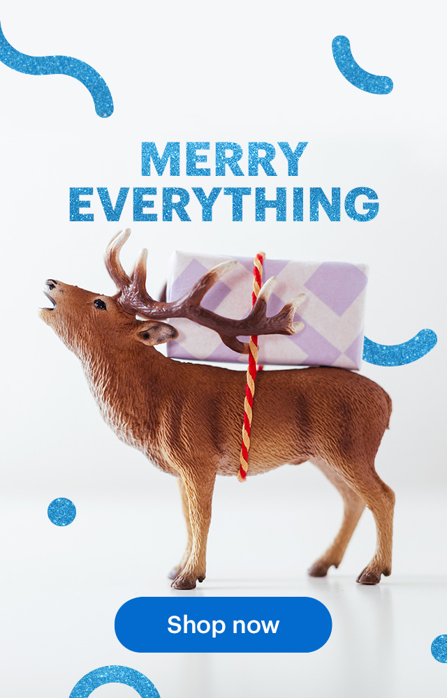 Flybuys Christmas - Merry everything.