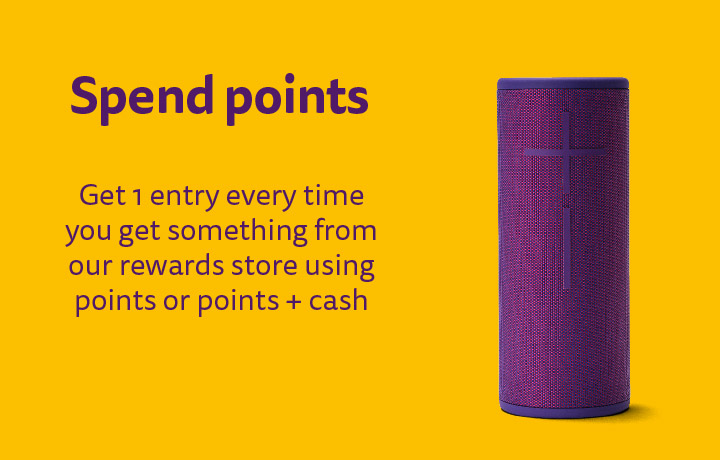 Spend Points