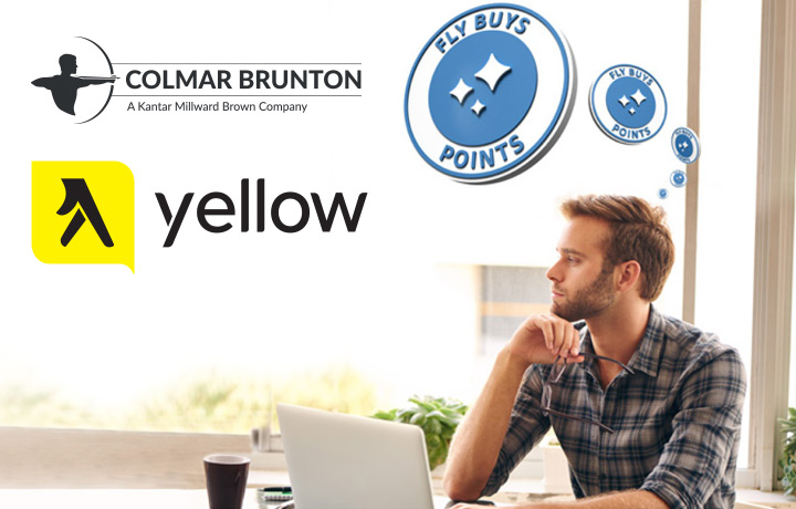 Get points for free with Colmar Brunton and Yellow