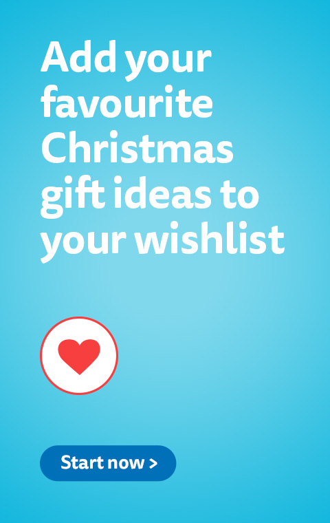Manage your Christmas shopping list in one place!