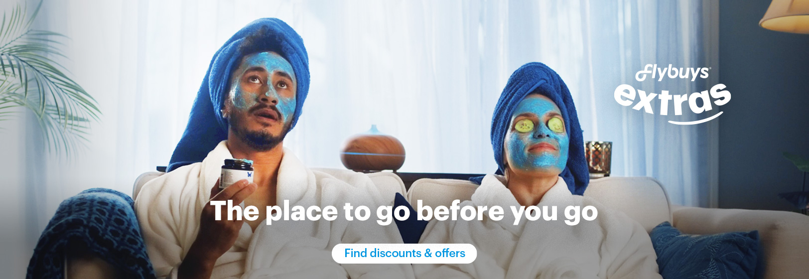 Find offers and discounts that'll make your day a little happier.