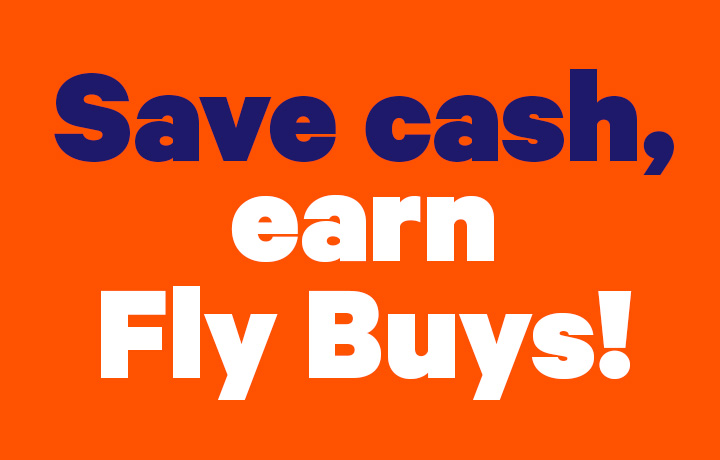 Fly Buys Pumped is here
