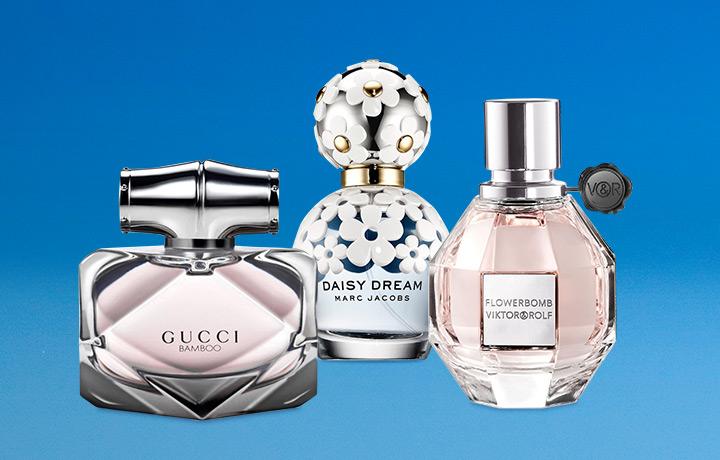 On Fragrances?