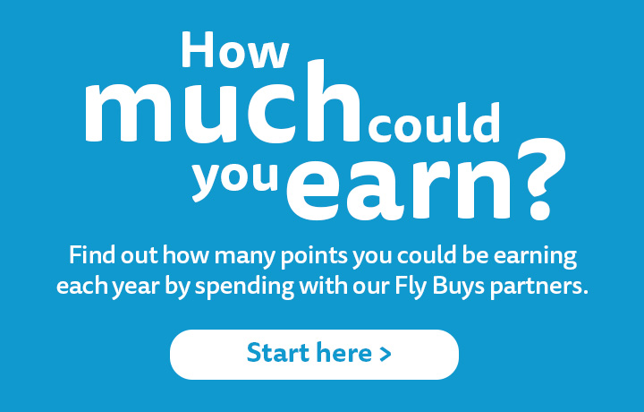 Find out how to maximise the points you can earn with partners