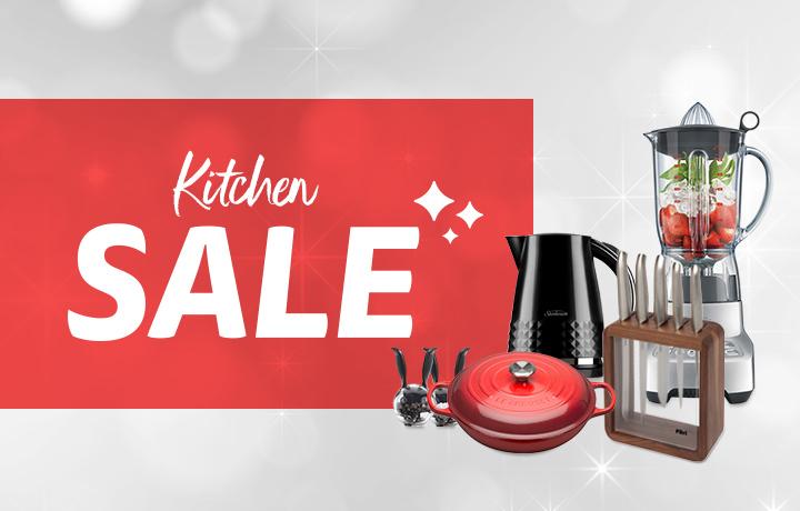 February Kitchen Sale