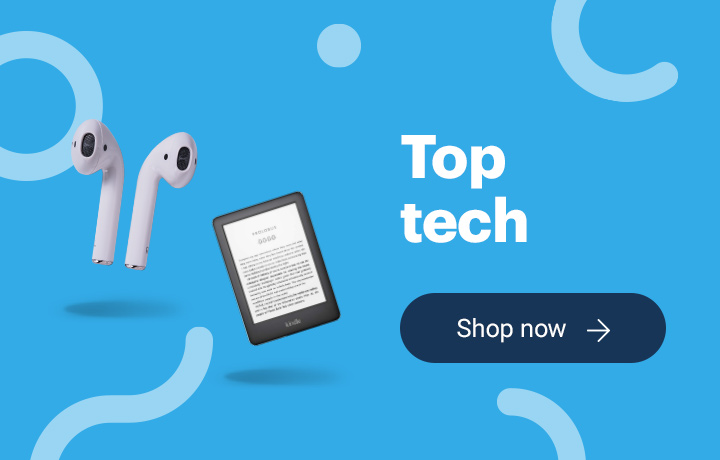Flybuys Store- Top Tech