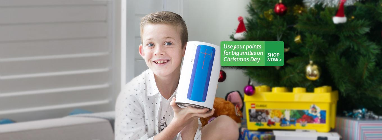 Fly Buys Christmas