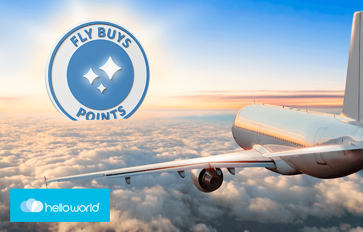 helloworld, hello points. Get points and spend points on travel.