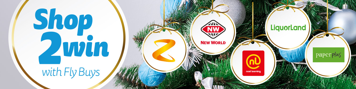 Shop 2 Win with Fly Buys