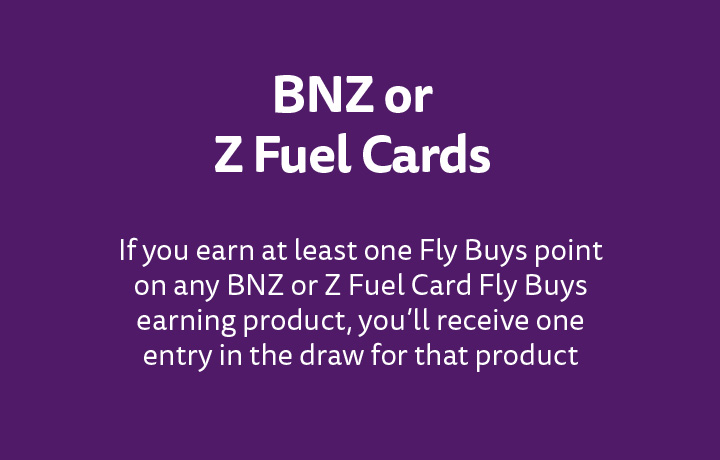 BNZ & Z Fuel Cards