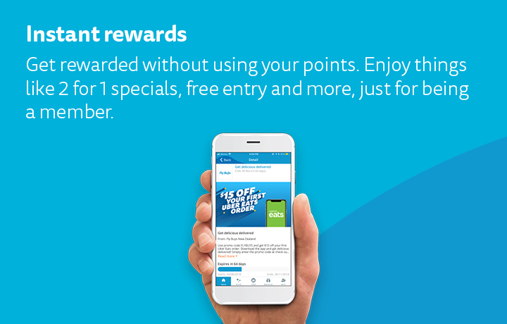 See all the Instant Rewards here.