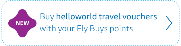 Buys helloworld travelvouchers